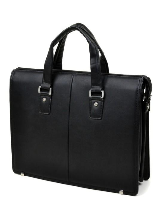 Сумка Мужская Портфель иск-кожа Bretton 8915-3 black