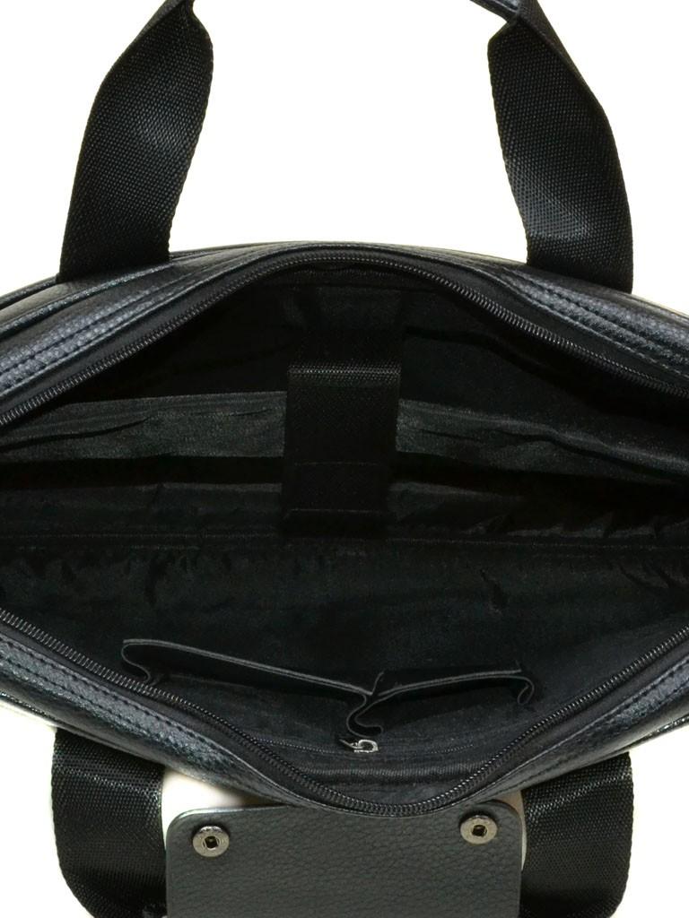 Сумка Мужская Портфель иск-кожа dr.Bond 2202 black - фото 4