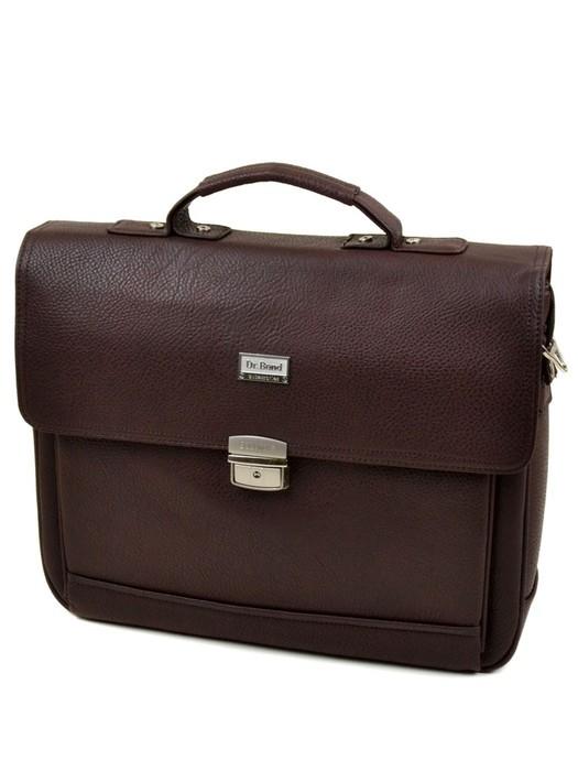 Сумка Мужская Портфель иск-кожа dr.Bond 53793817 brown