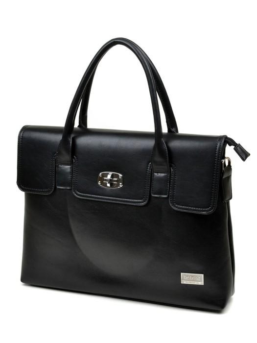 Сумка Мужская Портфель иск-кожа dr.Bond 6902 black Распродажа