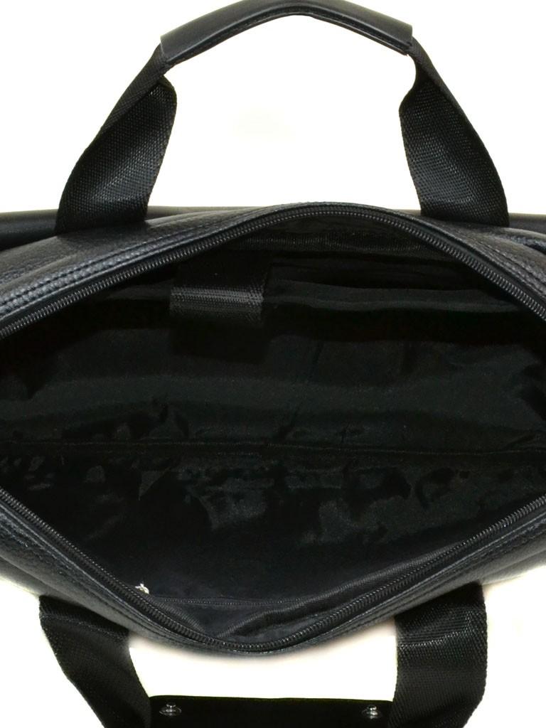 Сумка Мужская Портфель иск-кожа dr.Bond WH105 black - фото 4