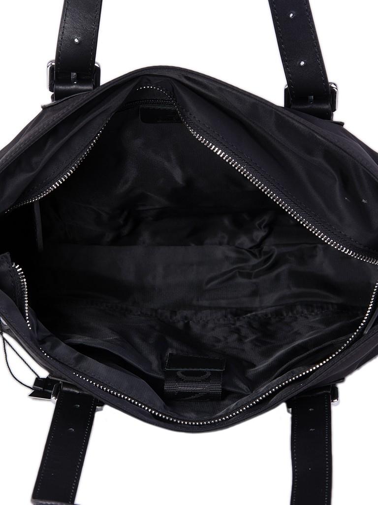 Сумка Мужская Портфель кожа Bretton 13916-4 black