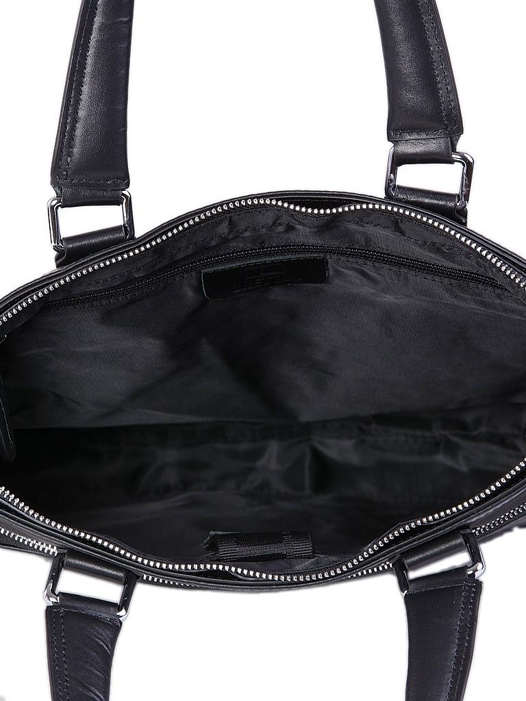 Сумка Мужская Портфель кожа Bretton 13917-3 black