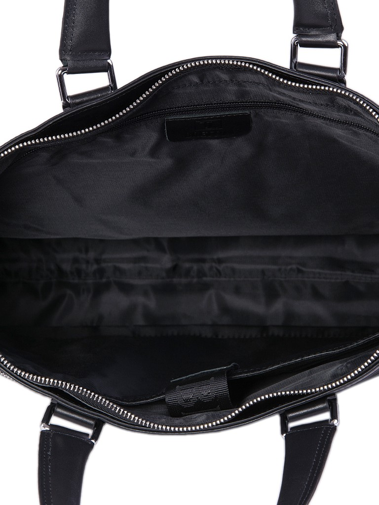 Сумка Мужская Портфель кожа Bretton 13917-4 black