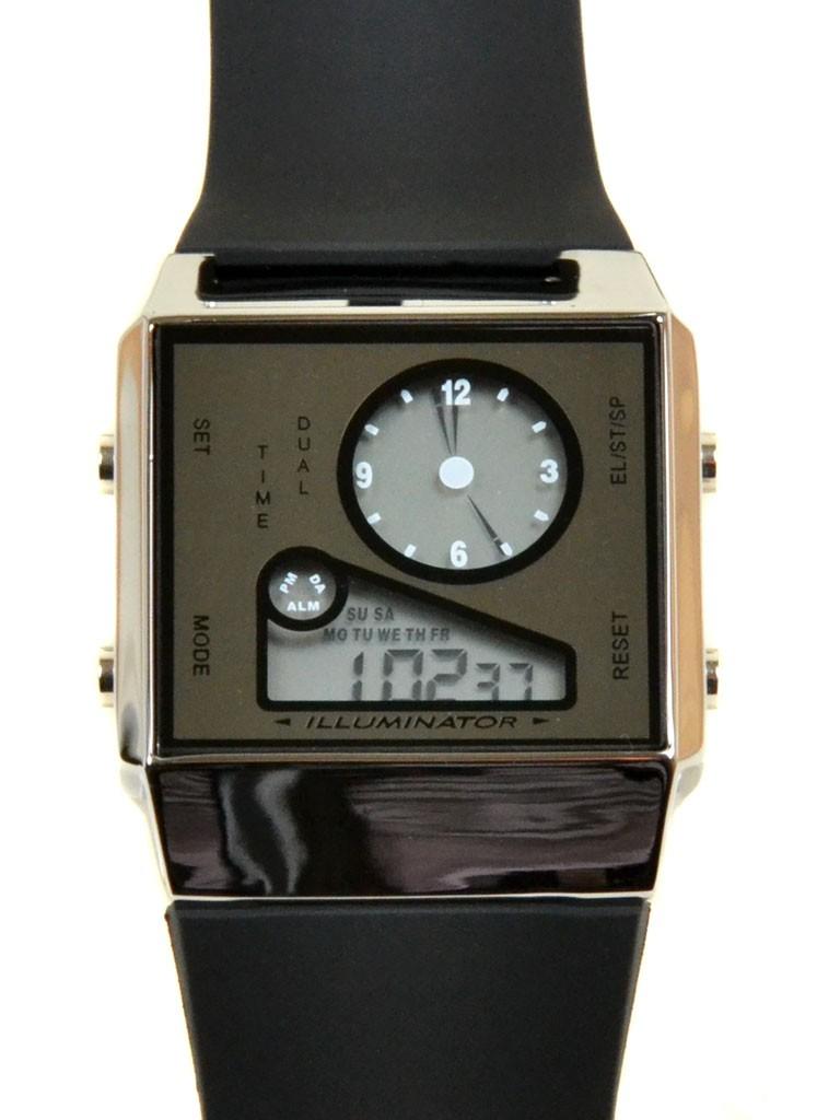 Часы LED Мужские 77002-2