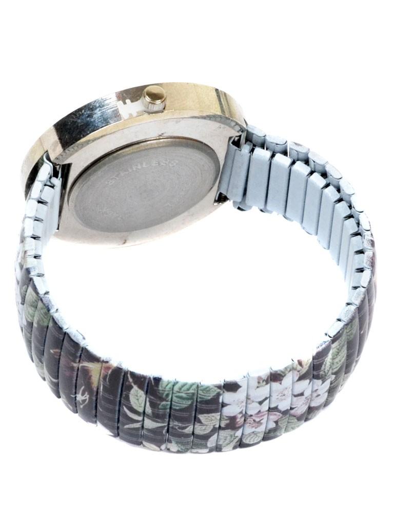 Часы Кварц Женские 3006-4 ремешок резинка - фото 3