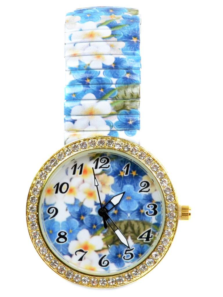 Часы Кварц Женские 3006-5 ремешок резинка
