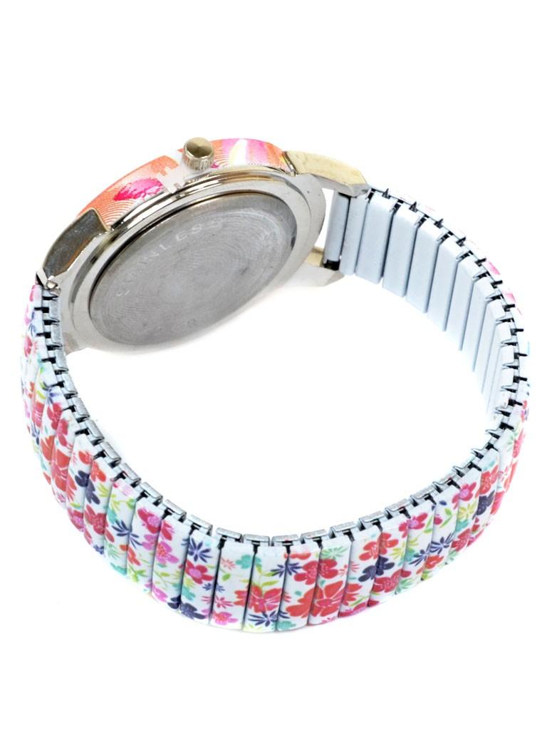 Часы Кварц Женские 3007-5 ремешок резинка