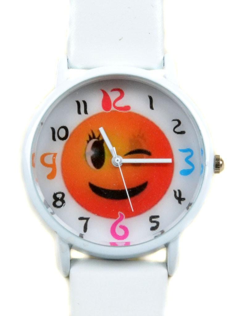 Часы Кварц Женские 4017-2 бел подростковые