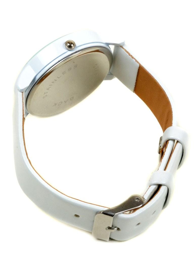 Часы Кварц Женские 4017-2 бел подростковые - фото 3