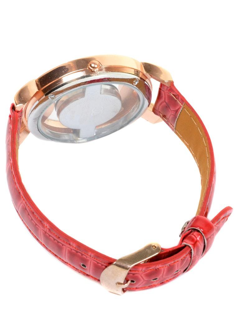 Часы Кварц Женские 5001-5 золото ремешок иск-кожа