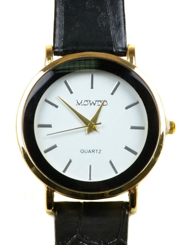 Часы Кварц Женские T3005-1 золото ремешок иск-кожа
