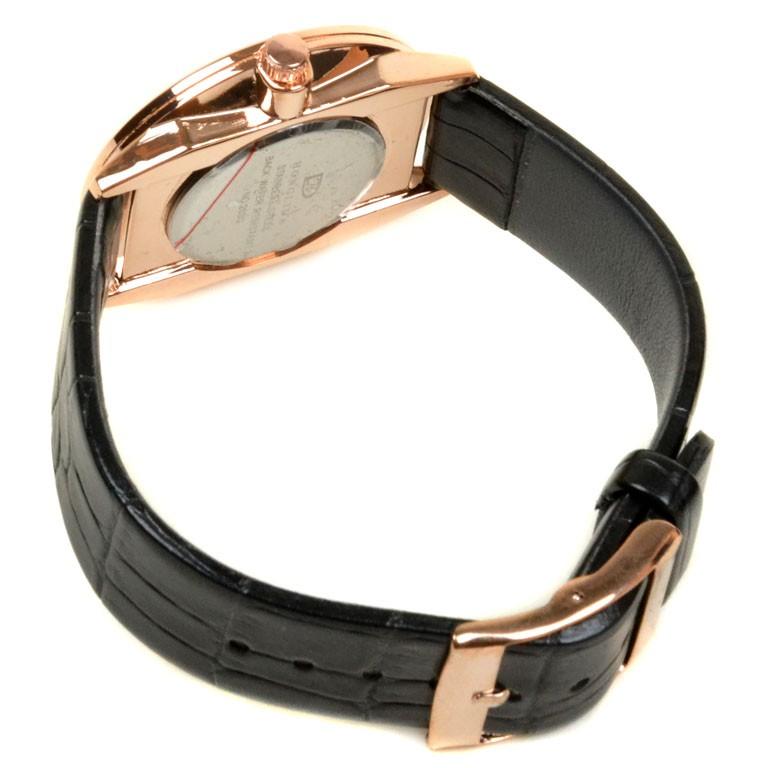 Часы Кварц Мужские 8044 золото ремешок иск-кожа
