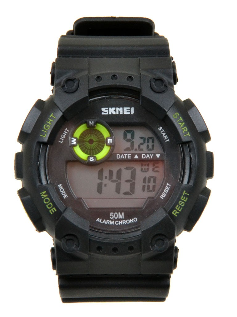 Часы Спорт 7005-1 водонепроницаемые