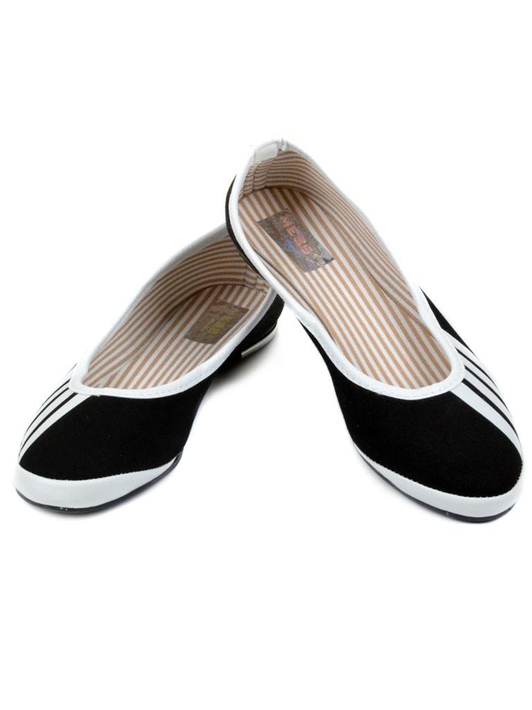 Обувь Женская  Эспадрильи 009 black 36(р)