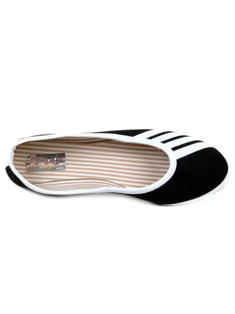 Обувь Женская  Эспадрильи 009 black 36(р) - фото 4