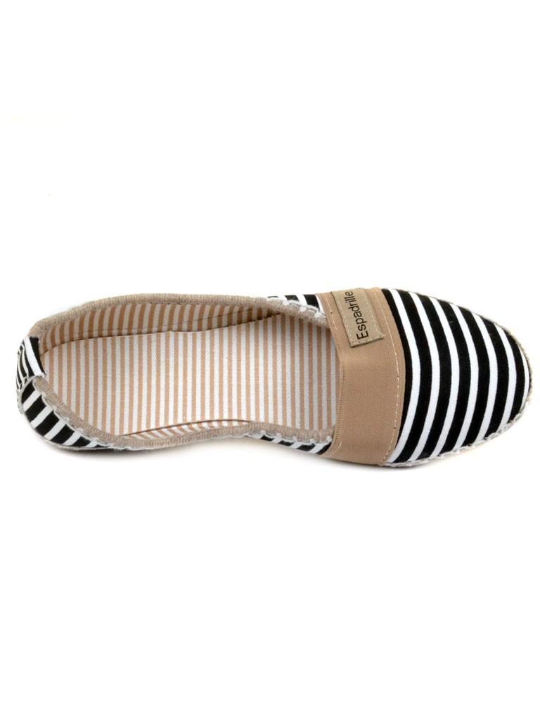 Обувь Женская  Эспадрильи 010 black 39(р)