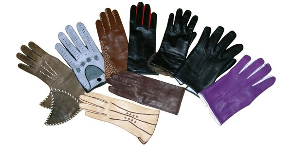 Кожаные перчатки по оптовым ценам от производителя: продажа, доставка