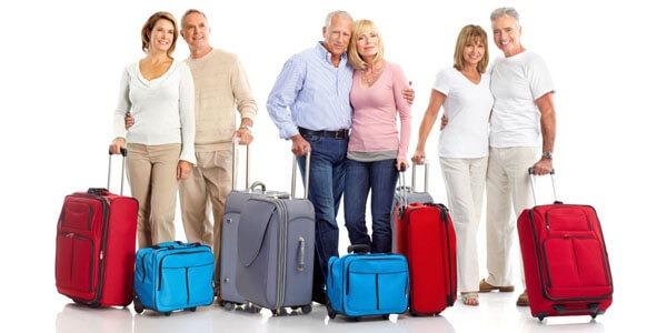 Купить дорожные чемоданы оптом от производителя