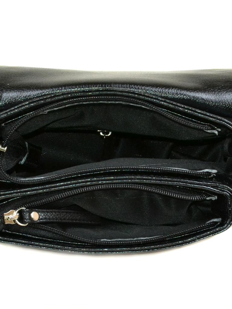 Сумка Женская Классическая иск-кожа M 55 №34 black