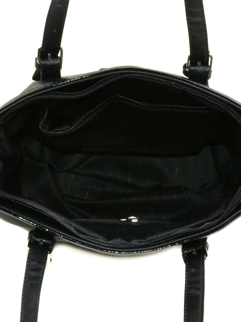 Сумка Женская Классическая иск-кожа M 66 801 black