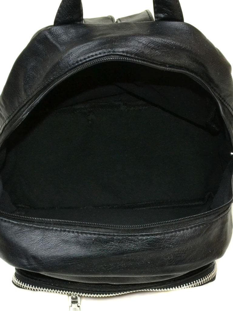 Сумка Женская Рюкзак иск-кожа 11-2 356-1 black