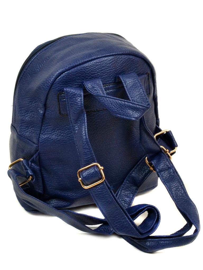 Сумка Женская Рюкзак иск-кожа 11-2 37 blue