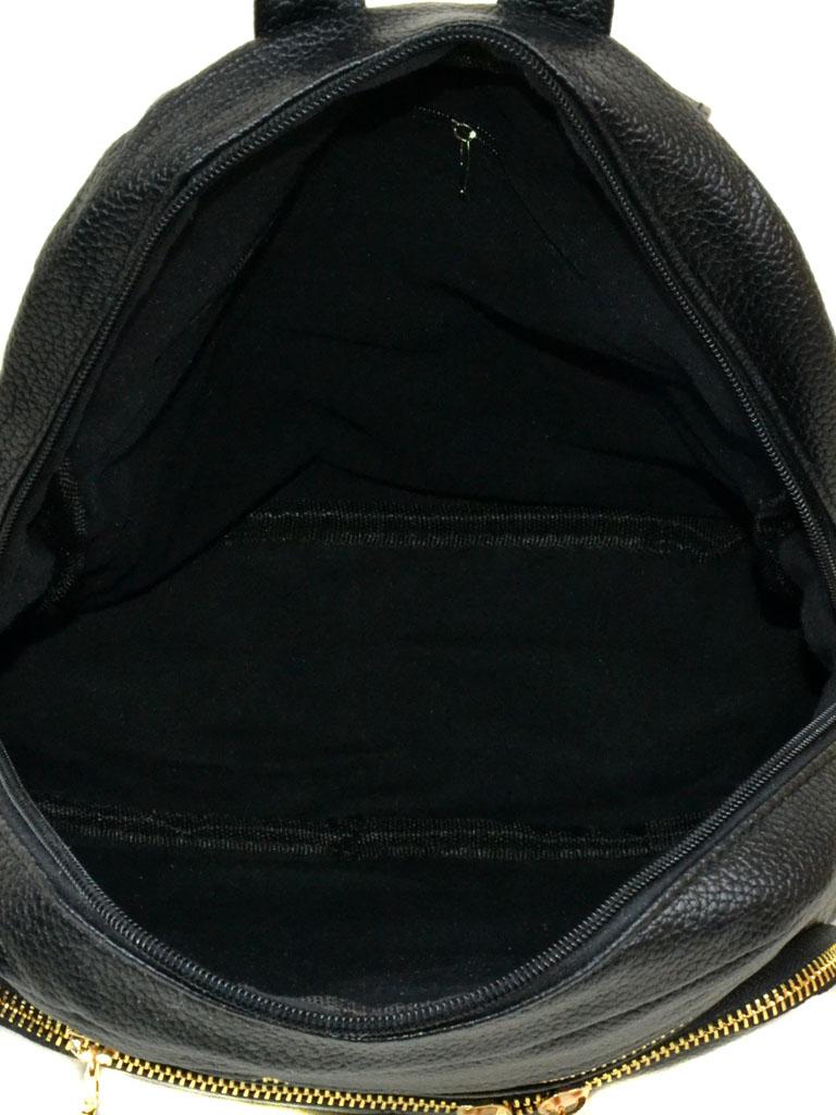 Сумка Женская Рюкзак иск-кожа 11-2 415-8 black