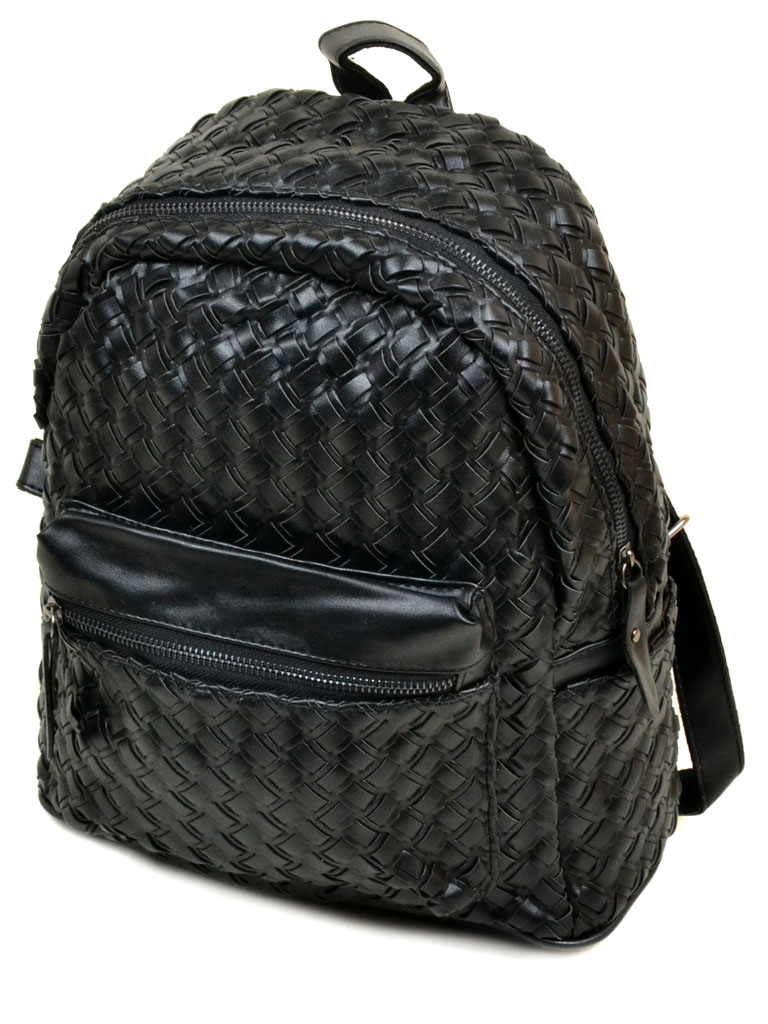 Сумка Женская Рюкзак иск-кожа 11-2 520 black