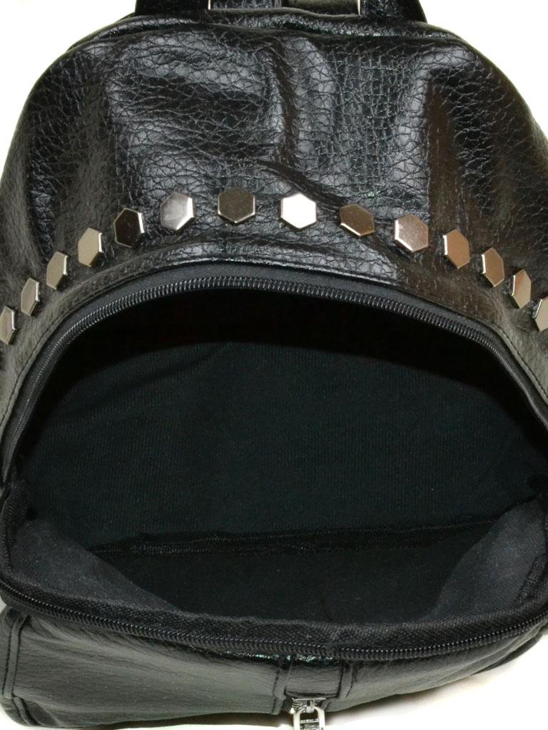 Сумка Женская Рюкзак иск-кожа 11-2 C35 black