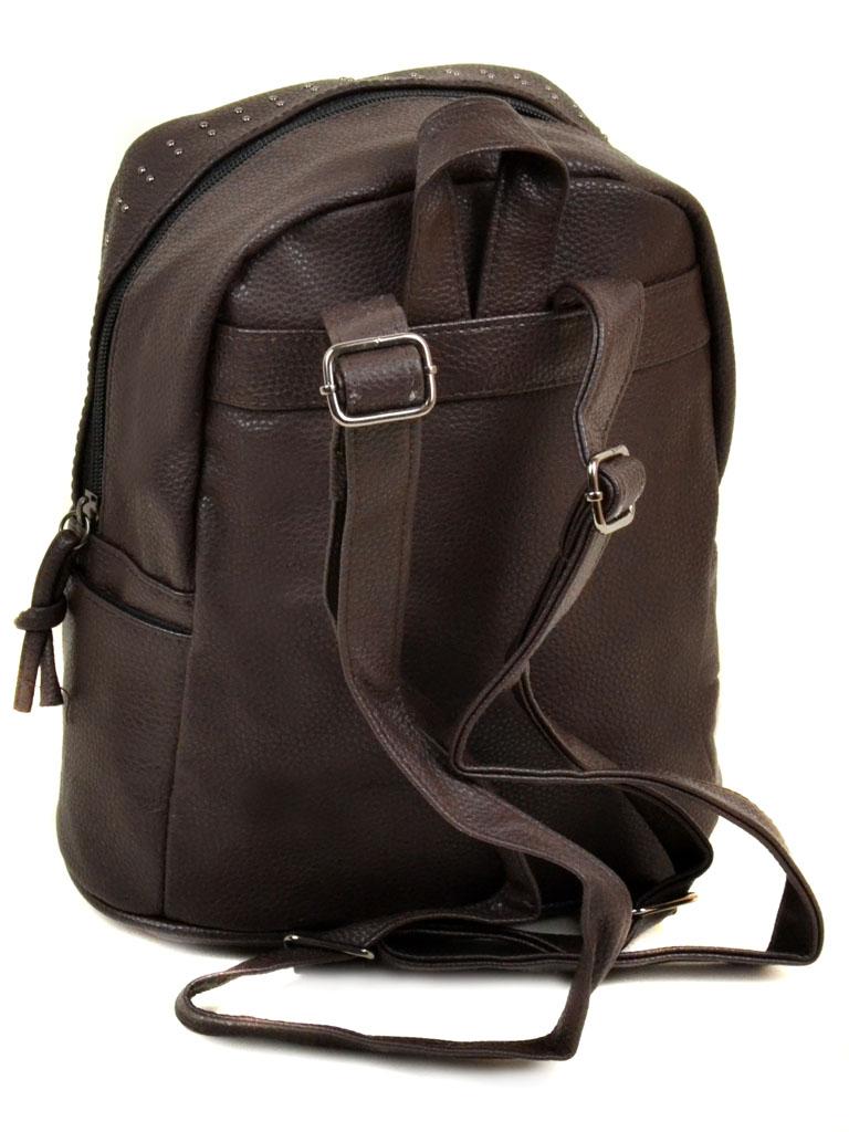Сумка Женская Рюкзак иск-кожа 11-2 C50 brown