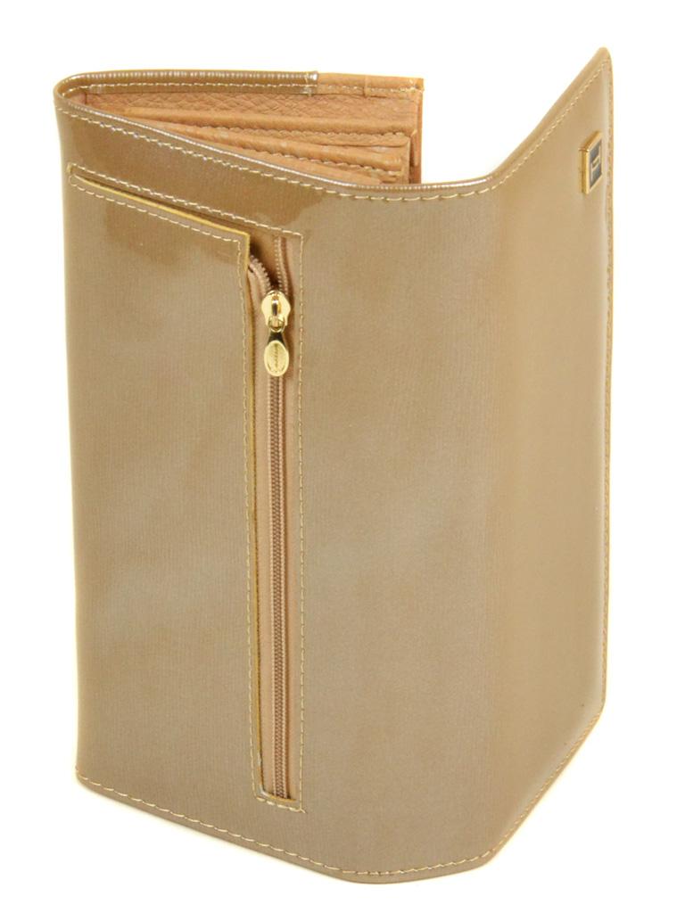 Кошелек Gold кожа Bretton W501 beige - фото 3