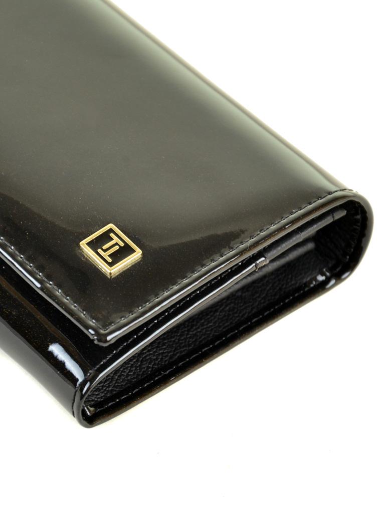 Кошелек Gold кожа BRETTON W501 black - фото 3