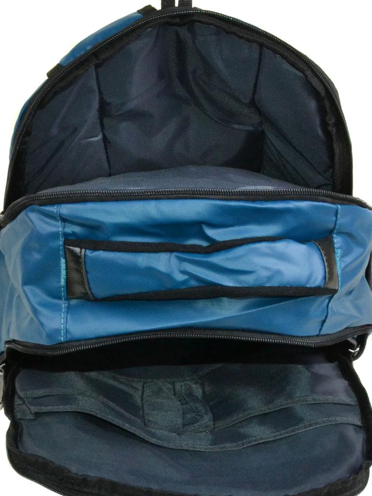 Рюкзак Городской нейлон Lanpad 1823 l-blue