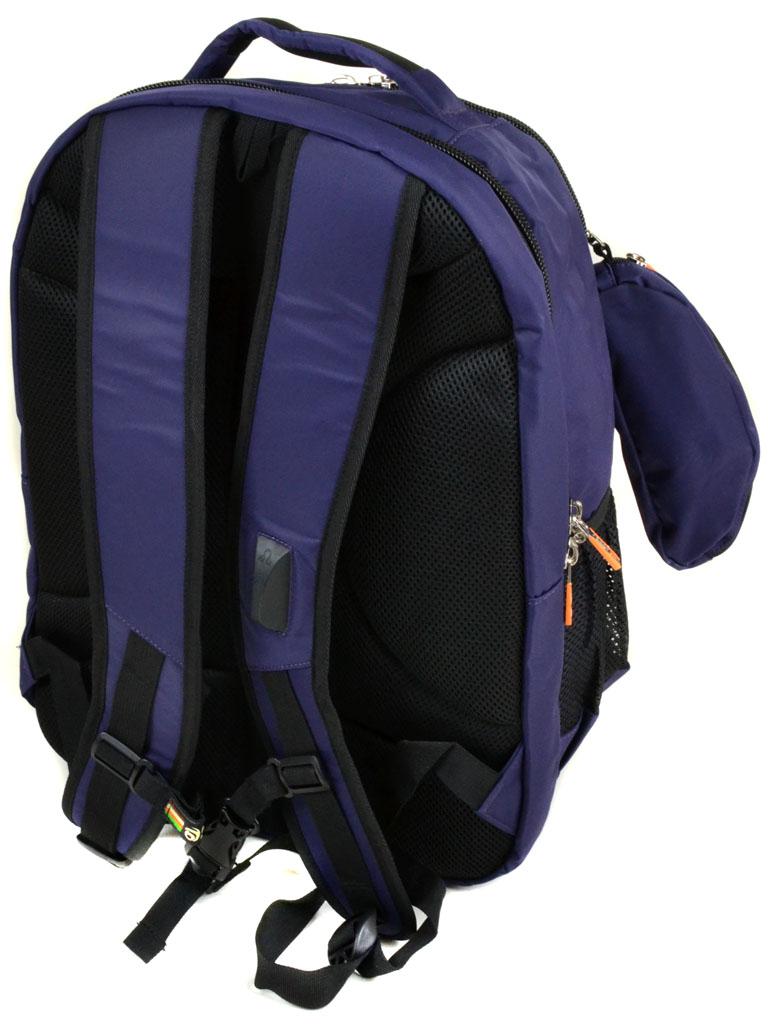Рюкзак Городской полиэстер Power In Eavas 5142 violet - фото 3