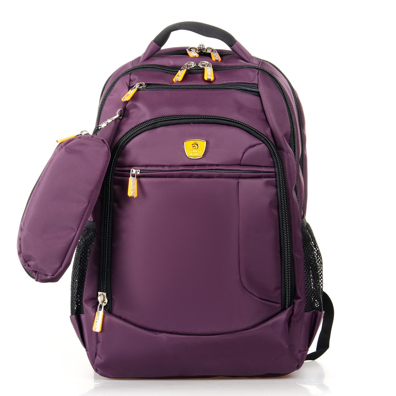 Рюкзак Городской нейлон Power In Eavas 5143 violet