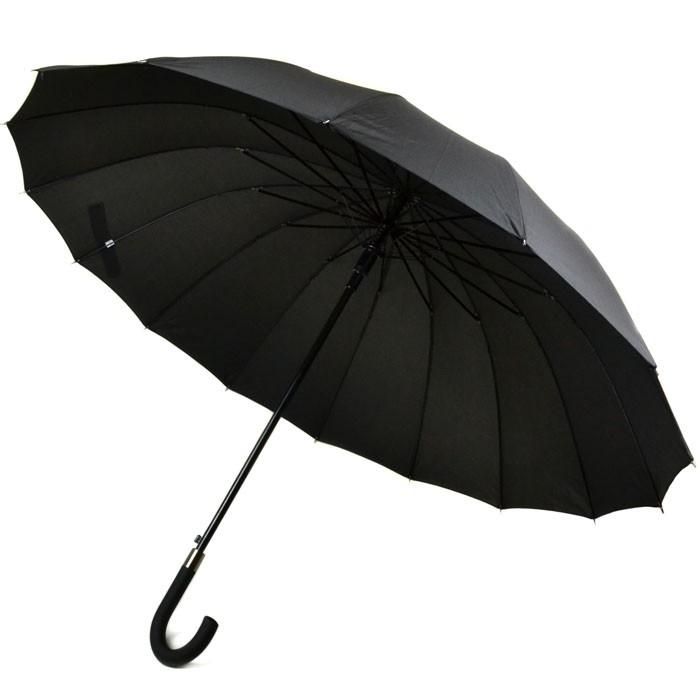 Зонт Трость Мужская понж 1004 семейный - фото 3