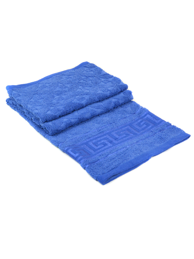 Полотенце Банное 88-129 blue