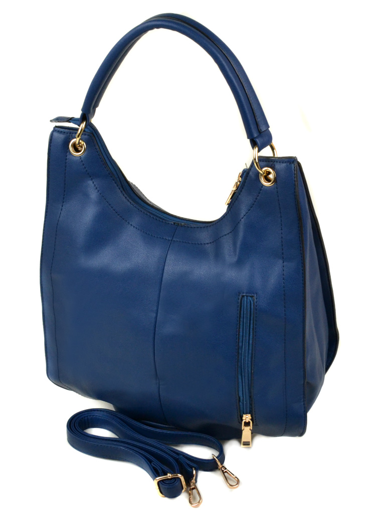 Сумка Женская Классическая иск-кожа 2-01 608 blue