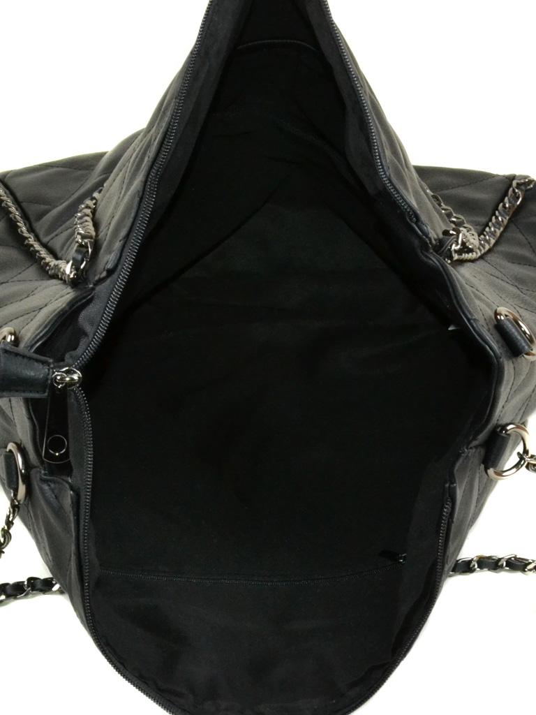 Сумка Женская Классическая иск-кожа 2-03 99044 black - фото 4