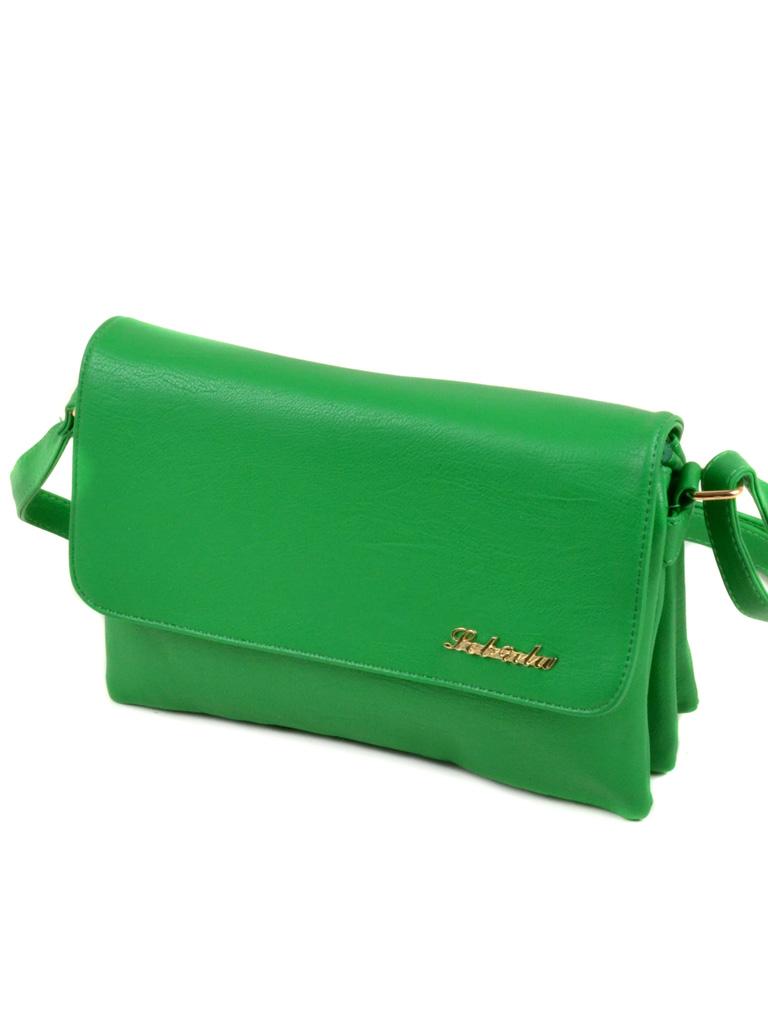 Сумка Женская Клатч иск-кожа 2-03 M-09 green