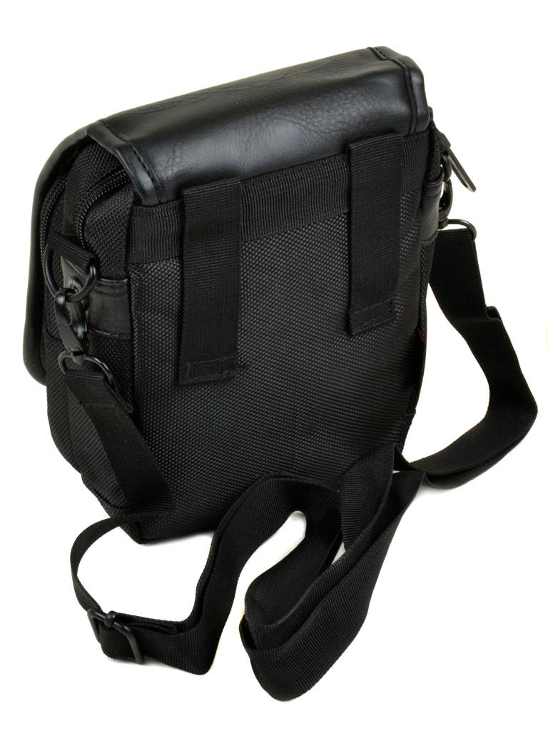 Сумка Мужская Планшет нейлон Leastat 308-3 black