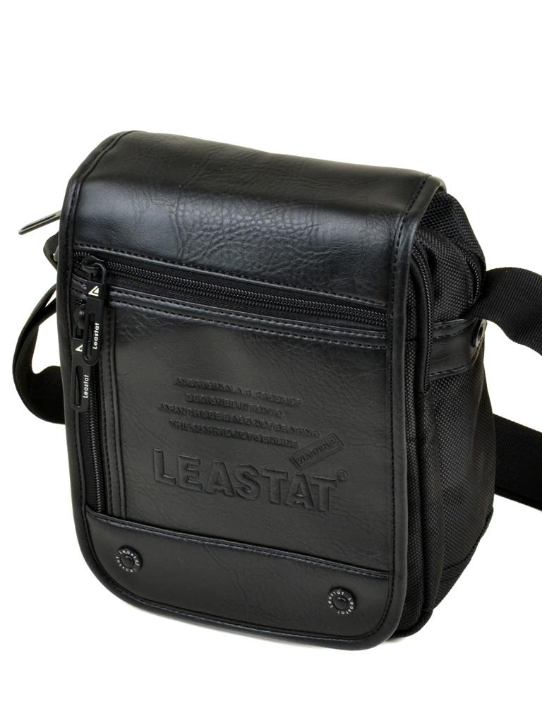 Сумка Мужская Планшет нейлон Leastat 310-3 black