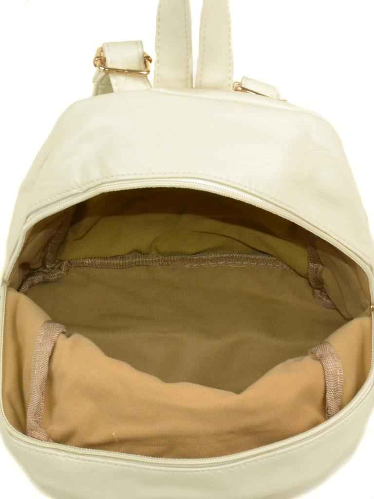 Сумка Женская Классическая иск-кожа 3-01 D100 beige