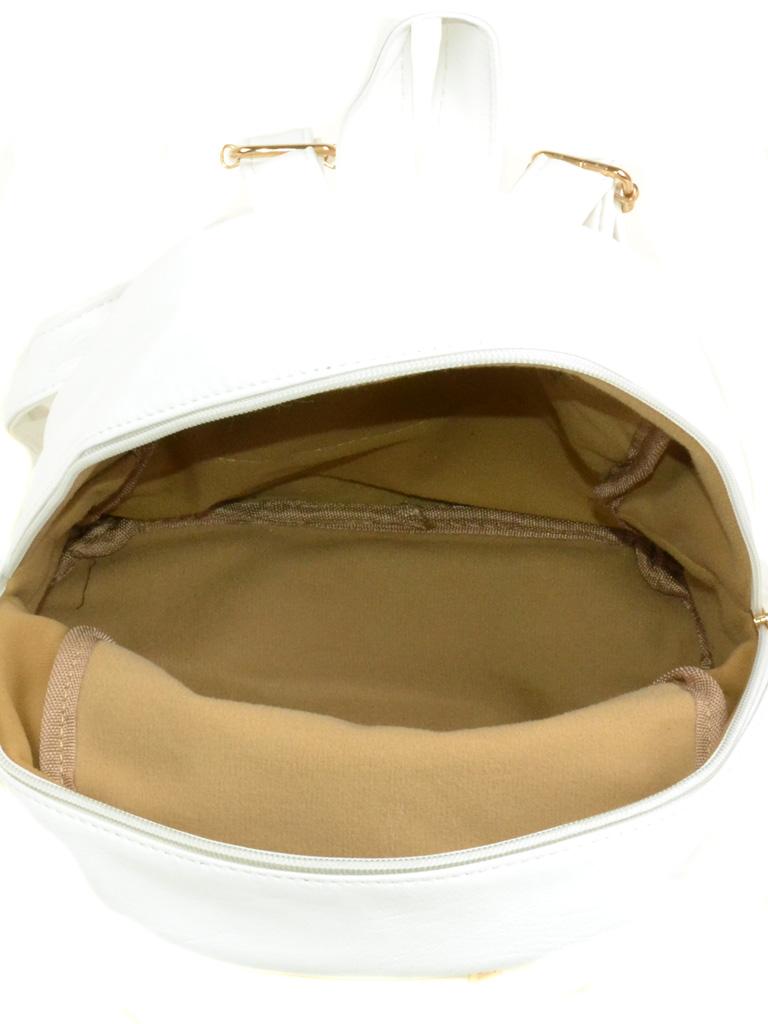 Сумка Женская Классическая иск-кожа 3-01 D100 white