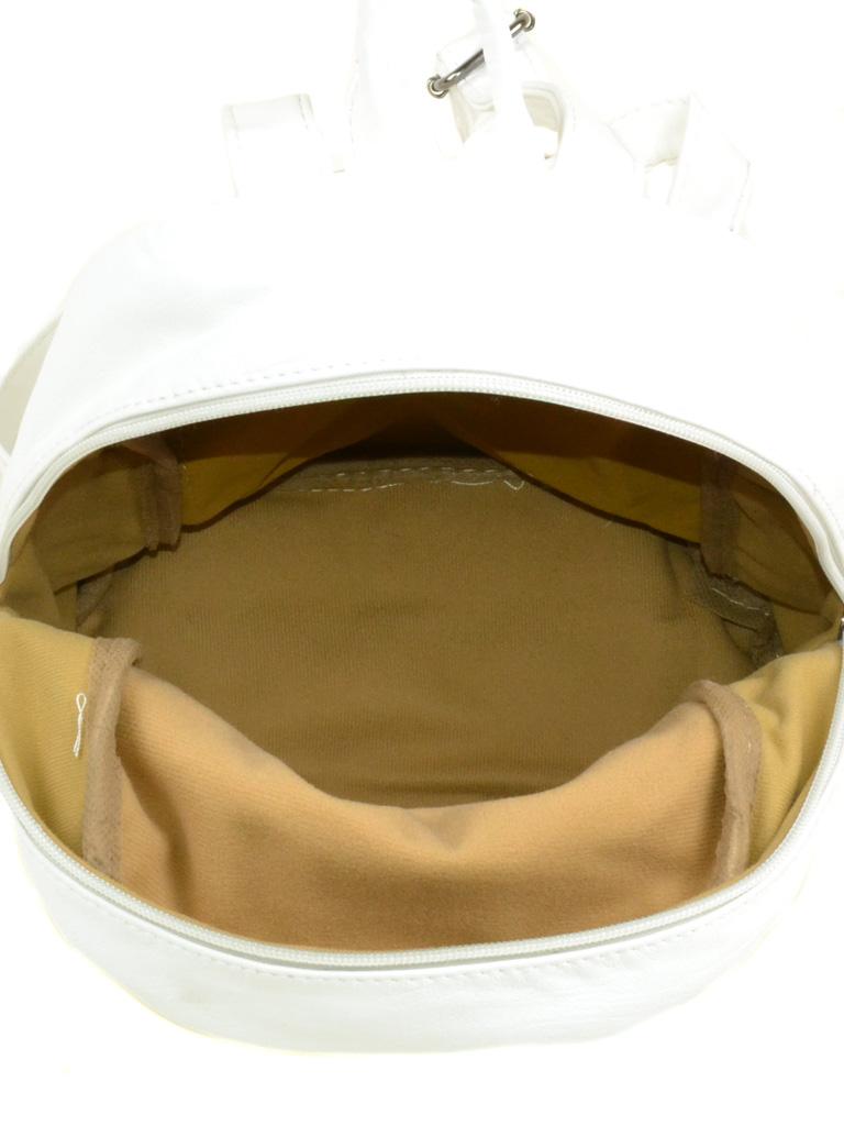 Сумка Женская Классическая иск-кожа 3-01 D102 white