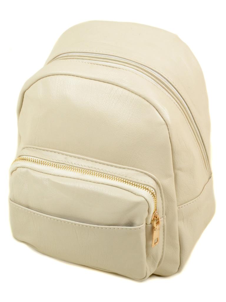 Сумка Женская Классическая иск-кожа 3-01 D107 beige