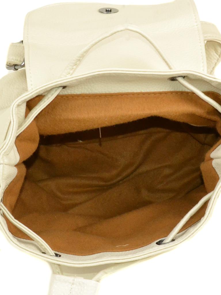 Сумка Женская Классическая иск-кожа 3-01 D108 beige - фото 4