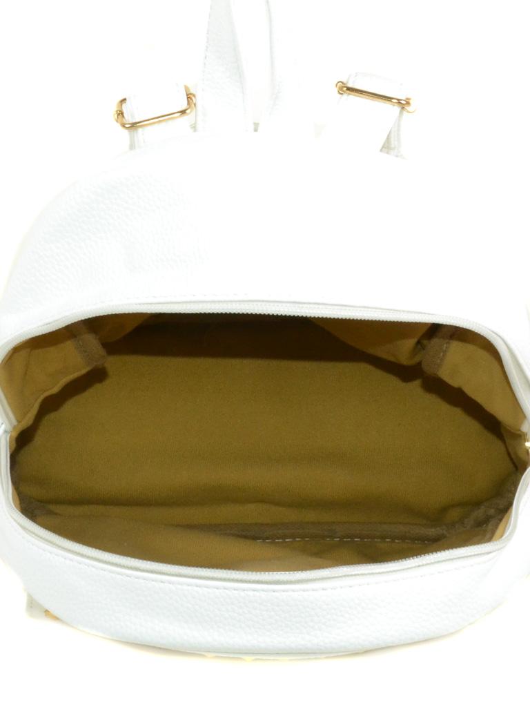 Сумка Женская Классическая иск-кожа 3-01 D149 white - фото 4