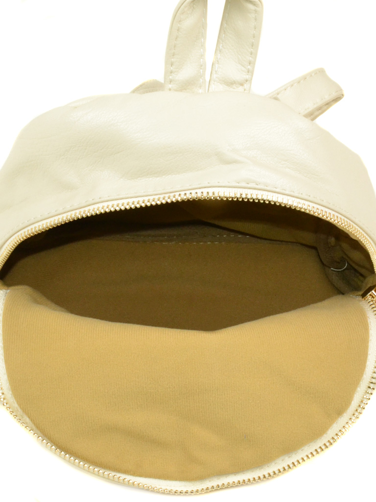 Сумка Женская Классическая иск-кожа 3-01 D167 beige